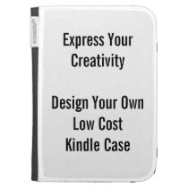 Create Your Own Kindle 3G Case Kindle Covers