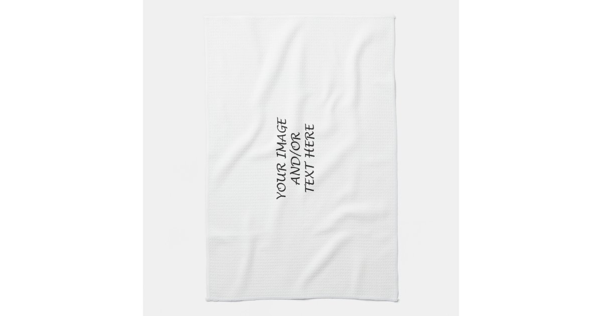 Create Your Own Kitchen Towel Collection Zazzle