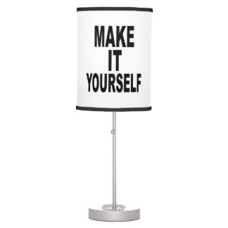 create a your own table pendant lamps zazzle. Black Bedroom Furniture Sets. Home Design Ideas