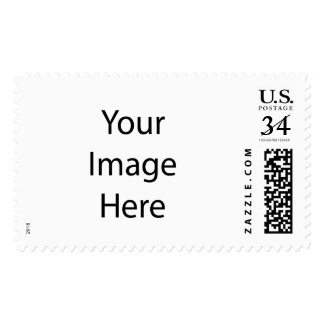 Create Your Own Large $0.34 Post Card Postage Stamp