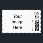 """Create Your Own Large $0.49 1st Class Postage<br><div class=""""desc"""">Make each letter a special delivery! Put a personal touch on your mail,  or share this useful gift with friends and family. Zazzle&#39;s large custom stamps are especially perfect for standard letters and larger envelopes. Add your own text and images for a truly unique design that&#39;s made for you.</div>"""