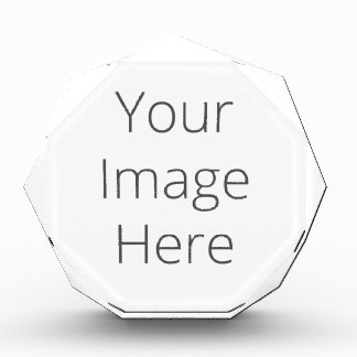 Create Your Own Acrylic Awards Zazzle