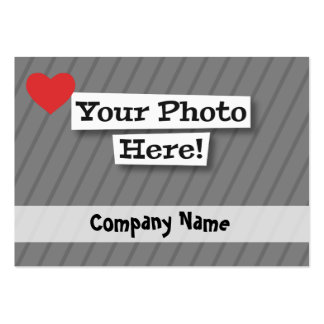 Create Your Own Large Business Card