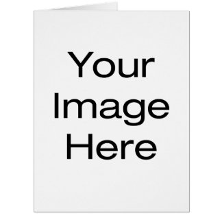 Create Your Own Large Greeting Card