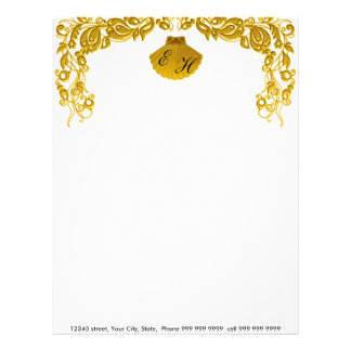 Create your own letter head letterhead