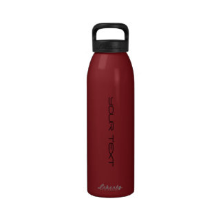 Create Your Own Liberty 24oz Cranberry Bottle Drinking Bottles