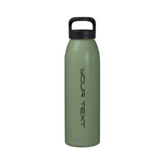 Create Your Own Liberty 24oz Edamame Bottle Reusable Water Bottles
