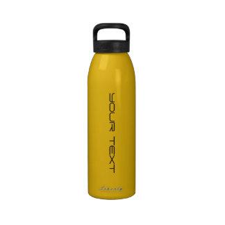 Create Your Own Liberty 24oz Saffron Bottle Reusable Water Bottles