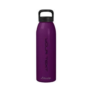 Create Your Own Liberty 24oz Shiraz Bottle Reusable Water Bottle
