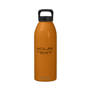 Create Your Own Liberty 32oz Ember Gold Bottle Reusable Water Bottle