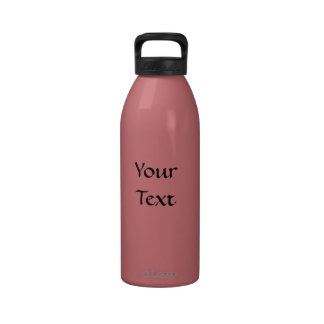 Create Your Own Liberty 32oz Poodle Pink Bottle Water Bottle