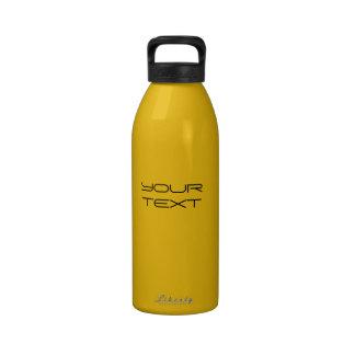 Create Your Own Liberty 32oz Saffron Bottle Water Bottle