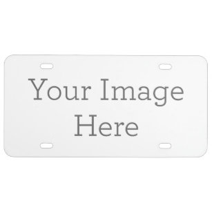 picture about Make Your Own Printable License Plate named Acquire Your Private License Plate