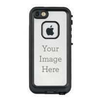 Create Your Own LifeProof FRĒ iPhone SE/5/5s Case