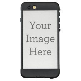 Create Your Own LifeProof NÜÜD iPhone 6 Plus Case