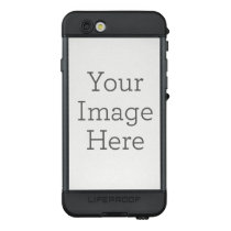 Create Your Own LifeProof NÜÜD iPhone 6s Case