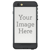 Create Your Own LifeProof NÜÜD iPhone 6s Plus Case