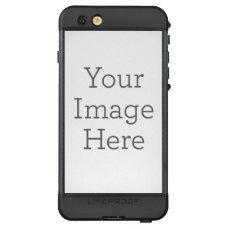 Create Your Own LifeProof NÜÜD iPhone 6s Plus Case