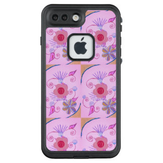 Create Your Own Little Princess Baby Pink Lovely LifeProof FRĒ iPhone 7 Plus Case