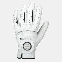 Create Your Own Logo Golf Glove