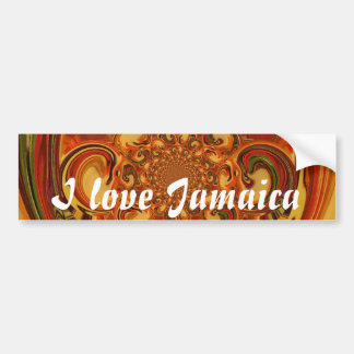Create Your Own Lovely colorful Customize Product Bumper Sticker