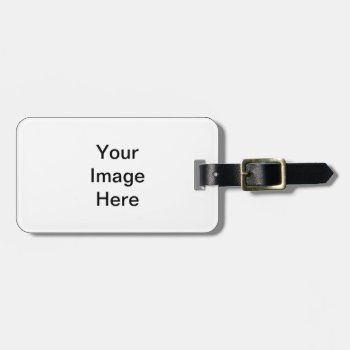 Create Your Own Luggage Tag by zazzle_templates at Zazzle