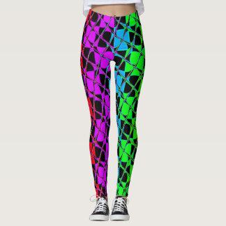 Create your own luminous night light style design leggings