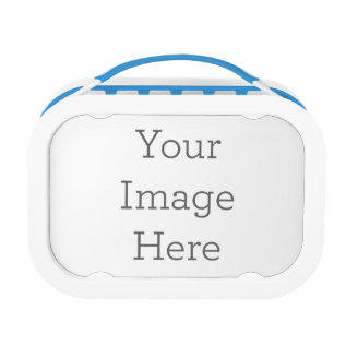 Create Your Own Lunch Box at Zazzle