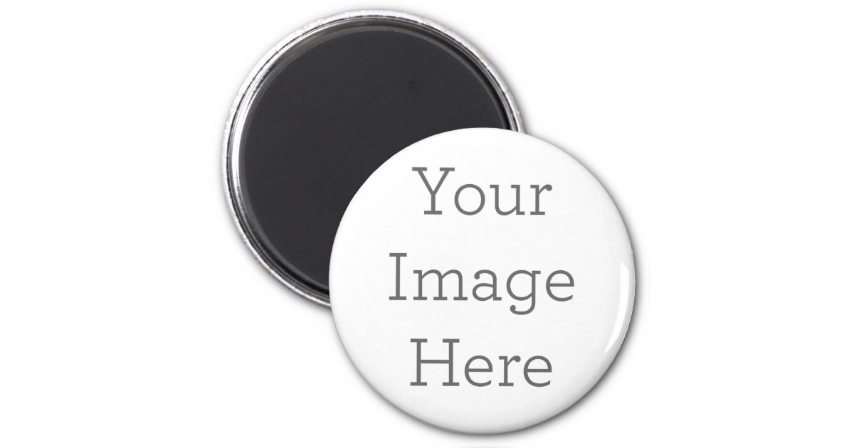 create your own magnet zazzle com