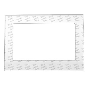 zazzle_templates Create Your Own Magnetic Frame
