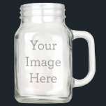 """Create Your Own Mason Jar<br><div class=""""desc"""">Upload your own design or add text to personalize your very own mason jars! Simply click """"Customize"""" to get started.</div>"""