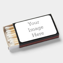 Create Your Own Matchboxes