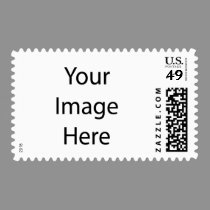 Create Your Own Medium $0.49 1st Class Postage Stamp