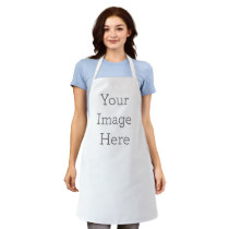 Create Your Own Medium All-Over Print Apron