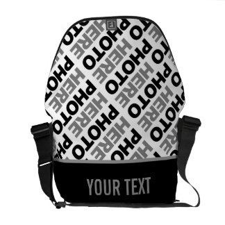 Create Your Own Medium Messenger Bag
