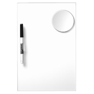 Create Your Own Medium with Mirror Dry Erase Board