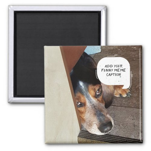 Create Your Own Meme Custom Funny Photo Magnet