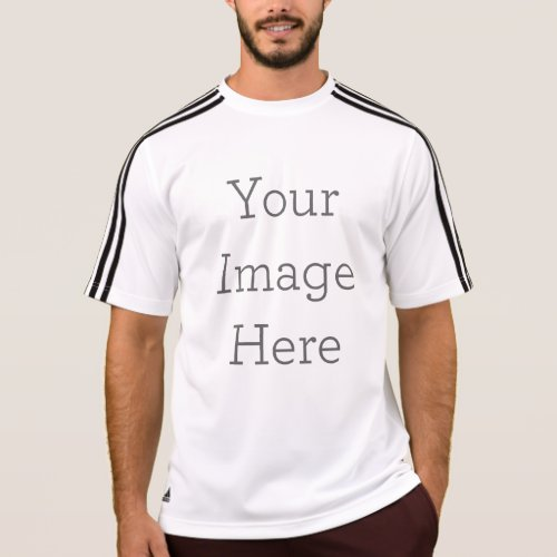 Create Your Own Mens Adidas ClimaLite T_Shirt