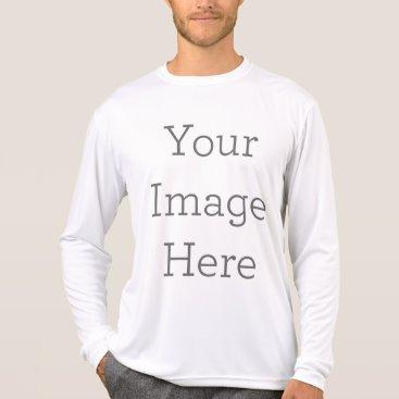 zazzle_templates Create Your Own Men's Sport-Tek Active T-Shirt