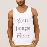 Create Your Own Men's Ultra Cotton Tank Top