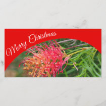 Create your own Merry Christmas photo card