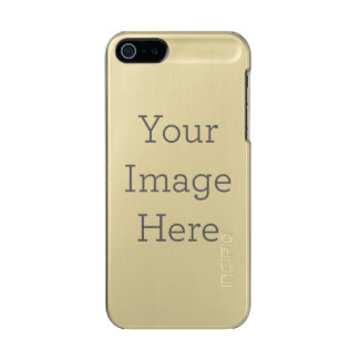 Create Your Own Metallic iPhone SE/5/5s Case