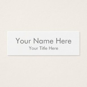 Mini business cards templates zazzle create your own mini business card cheaphphosting Images
