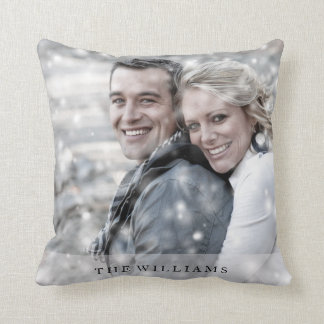 Create Your Own Modern Photo Custom Throw Pillow