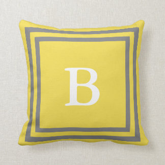 gray and yellow pillows grey and yellow pillows
