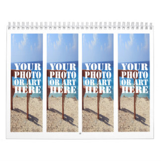 Create Your Own Month By Month Calendar