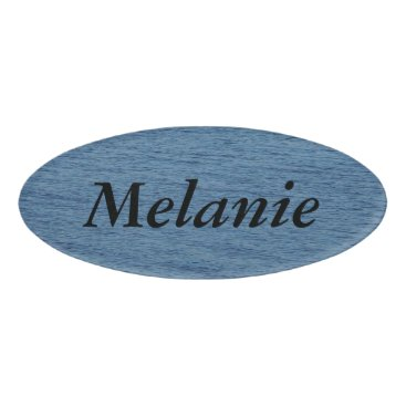 Ocean Themed Create your own name tag
