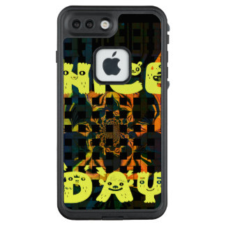 Create Your Own Nice Funny Water Proof LifeProof FRĒ iPhone 7 Plus Case