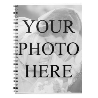 Create Your Own Notebook Cover Photo Template