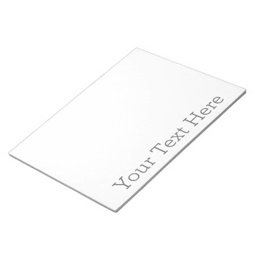 Create Your Own Notepad